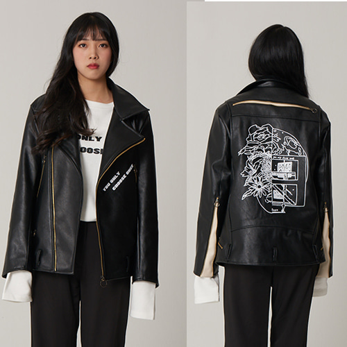Emotional Duality RIDER JACKET