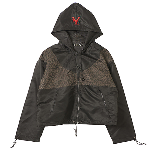 Tiger Skind WindBreaker - Bk